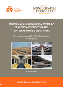 Methodology for evaluating the energy efficiency of railway rolling stock