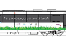 LNG, an alternative fuel for an even more sustainable railway